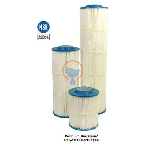 Harmsco HC/40-20 Hurricane Polyester Filter Cartridge