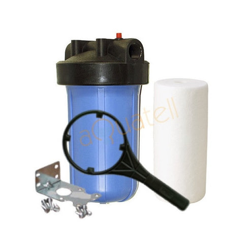 High Flow Sediment Cartridge Filter System