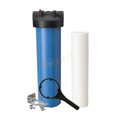 Max Flow Sediment Cartridge Filter System