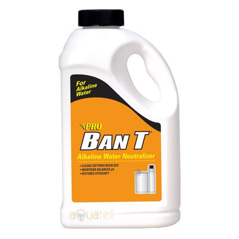 Pro Ban-T Water Softener Iron Removal