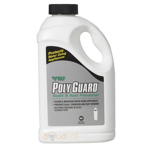 Pro Poly Guard Crystals Scale & Rust Preventer