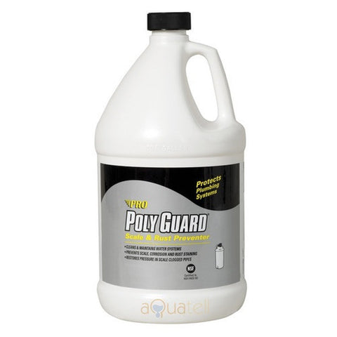 Pro Poly Guard Liquid Scale & Rust Preventer