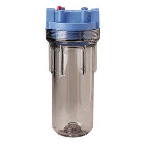 Standard Water Filter Housing Kit 10 Quot Clear Aquatell
