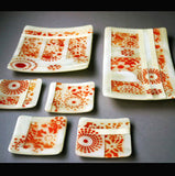CRACKLE - STENCILS - PATTERN MAKING - THE POWER OF GLASS POWDERS! - Stouffer Studios - 1