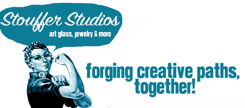STOUFFER STUDIOS... art glass | metals | classes | gifts ...and more!