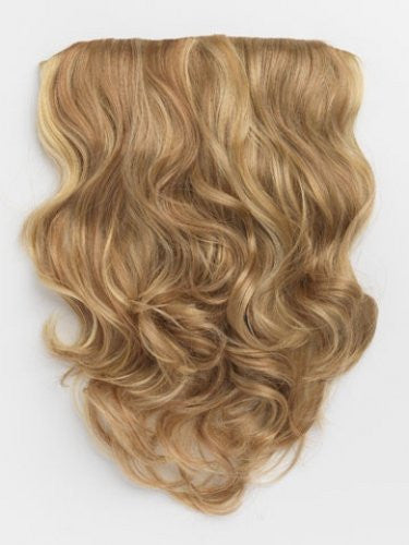 Hairdo 20 inch Soft Waves Tru2Life Styleable Synthetic Extension R830 Ginger Brown