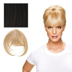 Dsgoogle Clip-in Bangs By Jessica Simpson and Ken Paves (Midnight Brown)