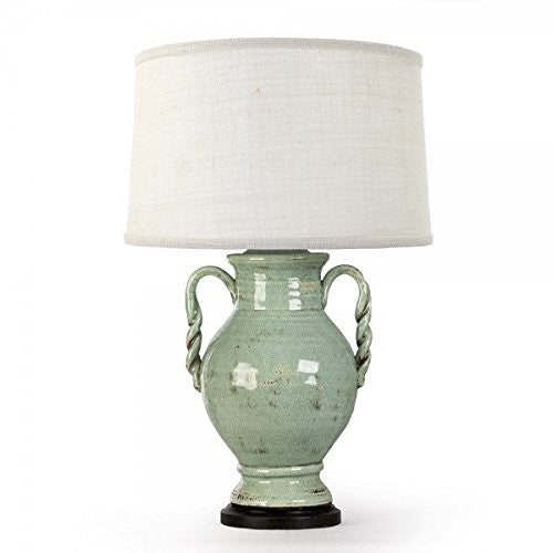 Zentique Blue Pottery Lamp L7179