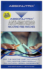 Absonutrix ANTI-SMOKING Nicotine Free Patches