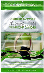 Absonutrix ABSOTRIM w/ Garcinia Cambogia Raspberry Ketone Weight Loss 30 patches
