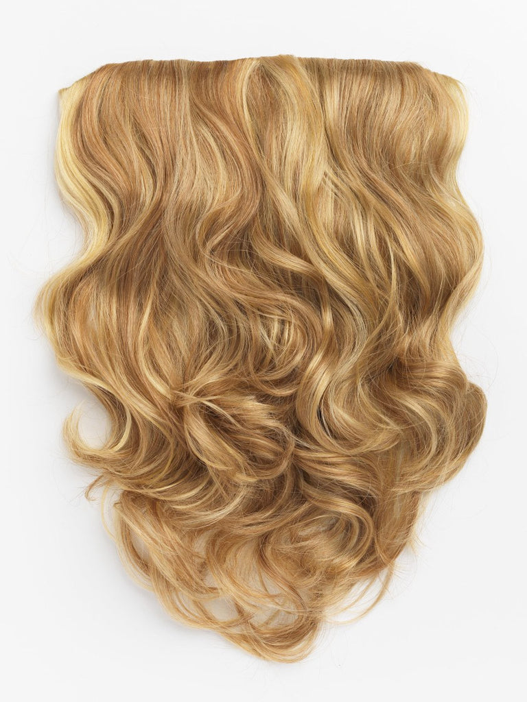 23 Wavy Clip On Hair Extensions By Hairdo Jessica Simpson Ken