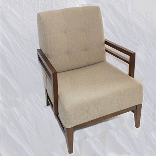 Haymana Living Room Berjer Arm Chair (Fabric: Troy-23)