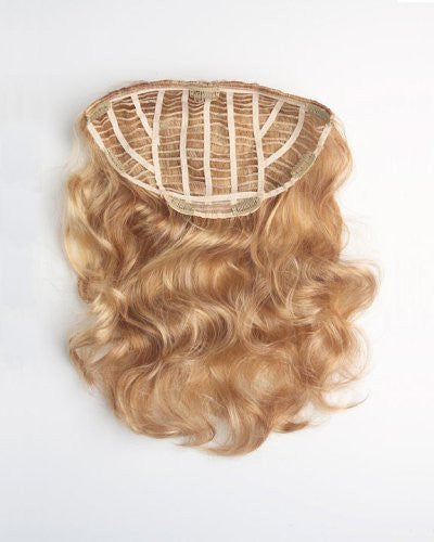 "23"" Clip in Extension, Wavy Dsgoogle (R4 Midnight Brown)"