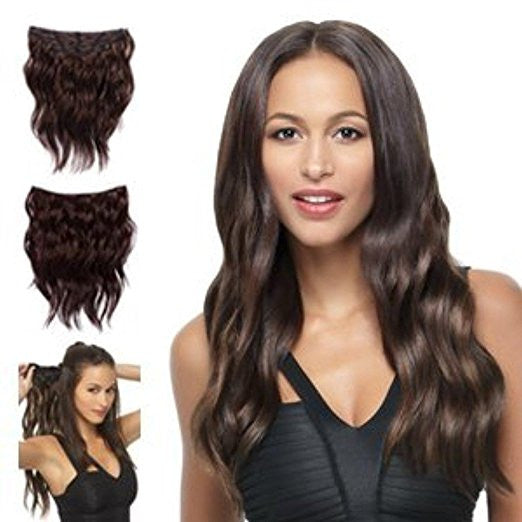Hairdo 16 inch Loose Waves Tru2Life Styleable Synthetic Extension R830 Ginger Brown