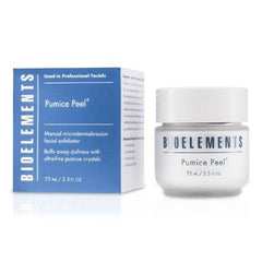 Bioelements Pumice Peel - Manual Microdermabrasion Facial Exfoliator (For 73ml Care the Skin