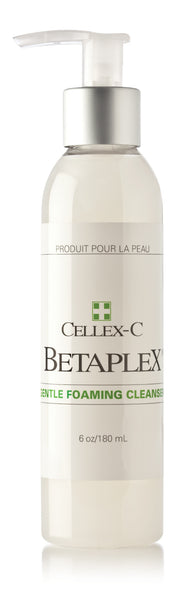 Cellex-C Betaplex Gentle Foaming Cleanser 6 oz (180 ml)