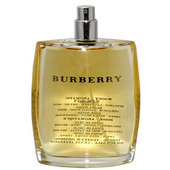 Burberry For Men Eau De Toilette 3.3oz (100ml) Tester Spray