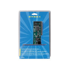 Dynex Desktop 10/100Mbps PCI Network Card DX-E102