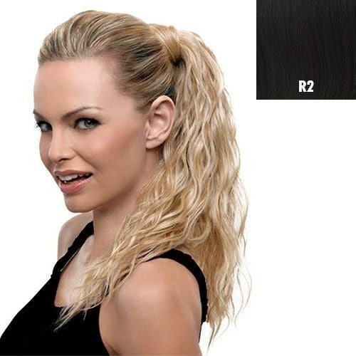 "Hairdo 18"" Beach Curl Pony Wrap Around Pony"