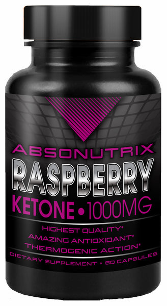 Absonutrix RASPBERRY KETONE 1000mg Weight Loss
