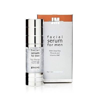 Facial Serum for Men with Dead Sea Minerals