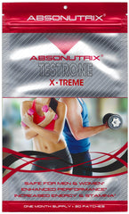 Absonutrix TESTRONE Xtreme Men/Women Stamina Natural Testosterone Booster Patch
