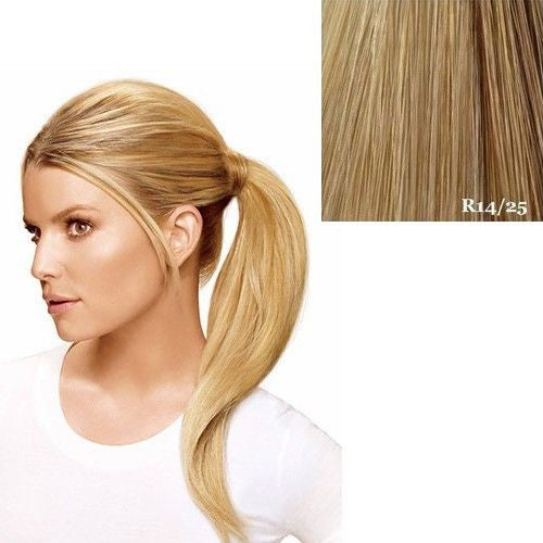"Hairdo 18"" Wrap Around Pony Straight Hair Extensions by Hairdo Jessica Simpson & Ken Paves"