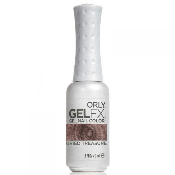 Orly Gel FX Gel Polish BURIED TREASURE 0.3 oz (9 ml)