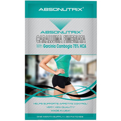 Absonutrix CARALLUMA FIMBRIATA with Garcinia Cambogia 75% HCA Patches