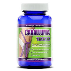 Caralluma Fimbriata 1000 Appetite Suppressant 1000mg Diet Weight Loss
