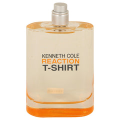Kenneth Cole Reaction T-Shirt by Kenneth Cole Eau De Toilette Spray (Tester) 3.4 oz
