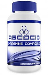 ABCOCID L-Arginine Compound 120 Tablets