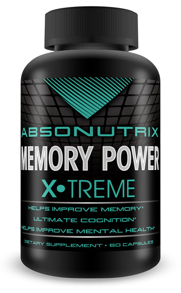 Absonutrix Memory Power Increase Memory Retention Cognitive Skills Reduce Mood