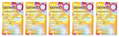 Amika NOURISHING MASK for Hair Samples w/ Sea Buckthorn Berry 0.1oz/6ml (5-Pack)