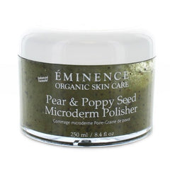 Pear and Poppy Seed Microderm Polisher