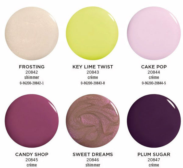 Orly SUGAR HIGH Kit Spring 2015 Collection