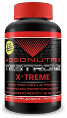 Absonutrix TESTRONE XTREME for Men & Women Sex Energy Testosterone 69 Tablets