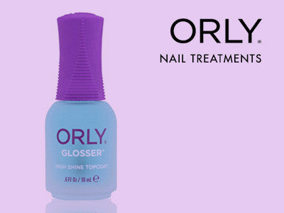 Orly Nail Treatments