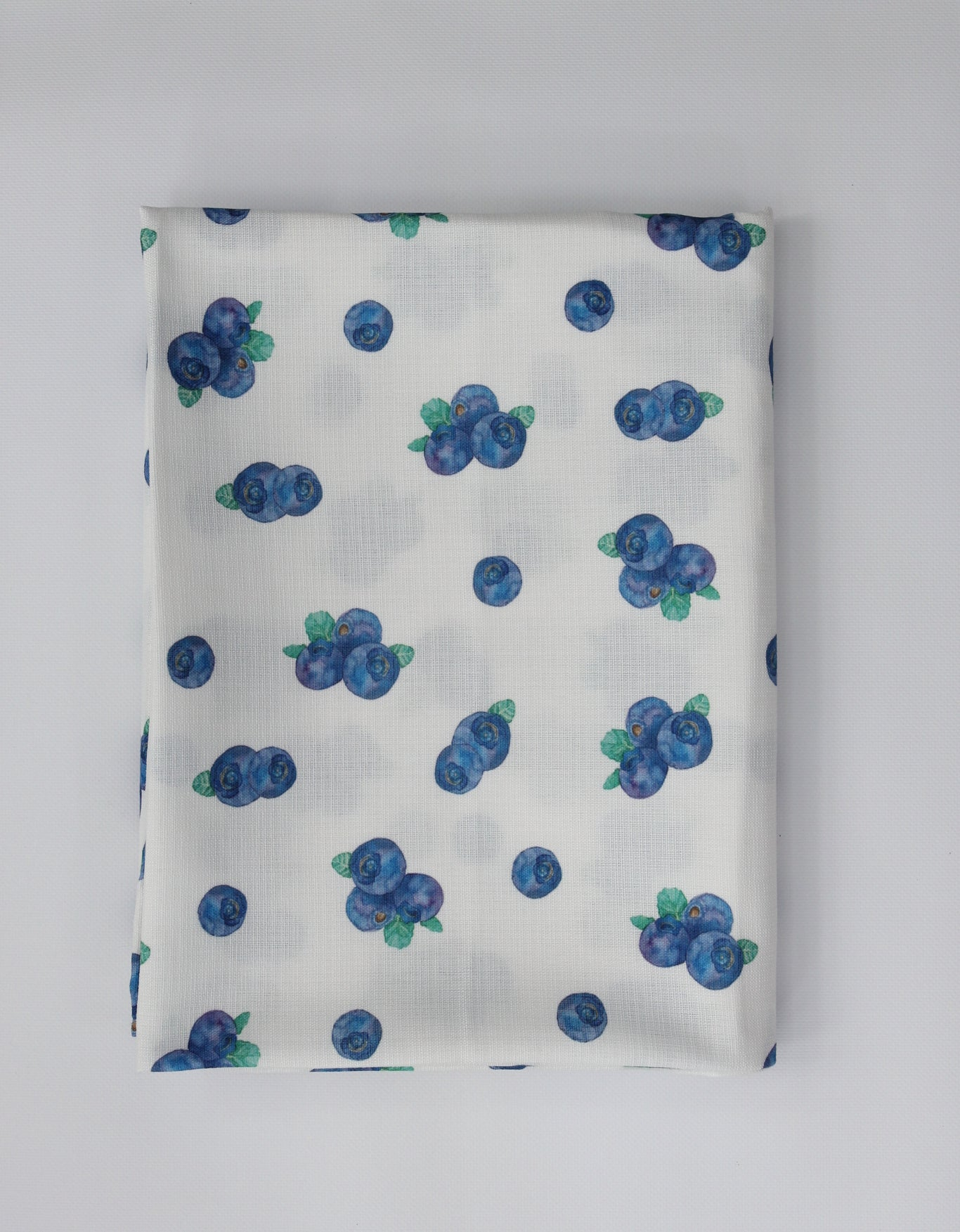 Nappe Bleuet - Tablecloth Blueberry