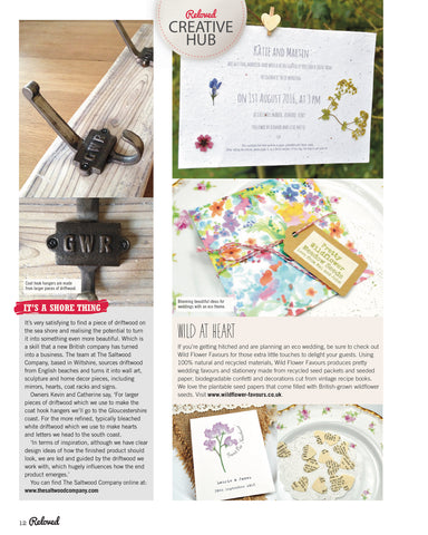 Reloved Magazine - May 2016 Issue | Saltwood | thesaltwoodcompany.com