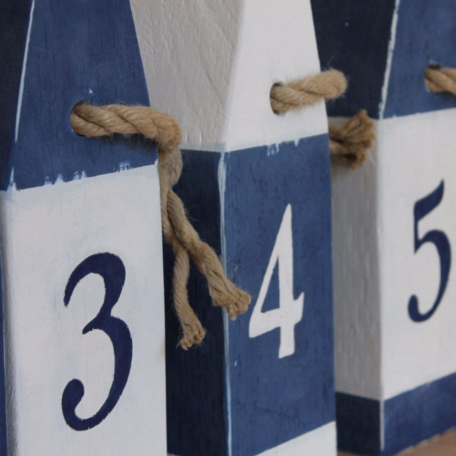 Wedding Table Number Decor - Saltwood  - 1