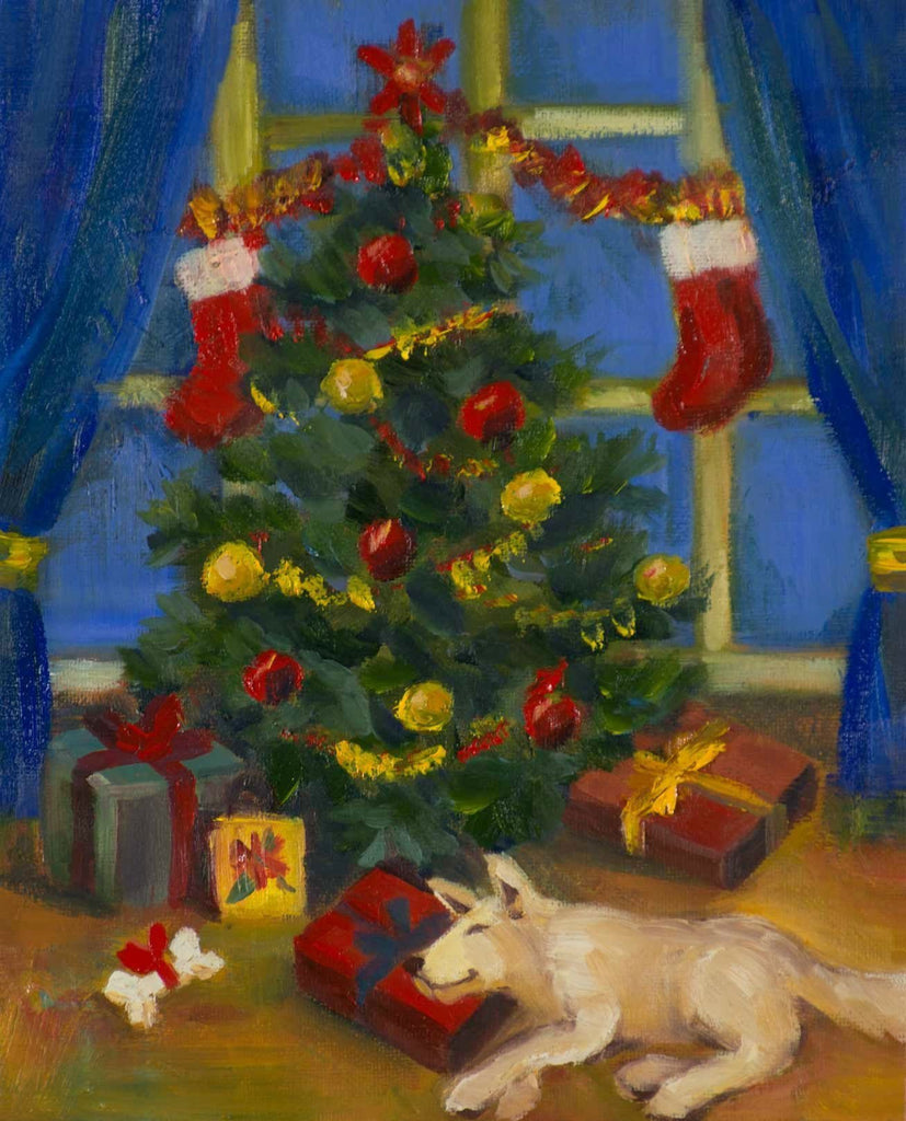 Canine Christmas Eve