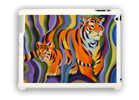 Tigers iPad case