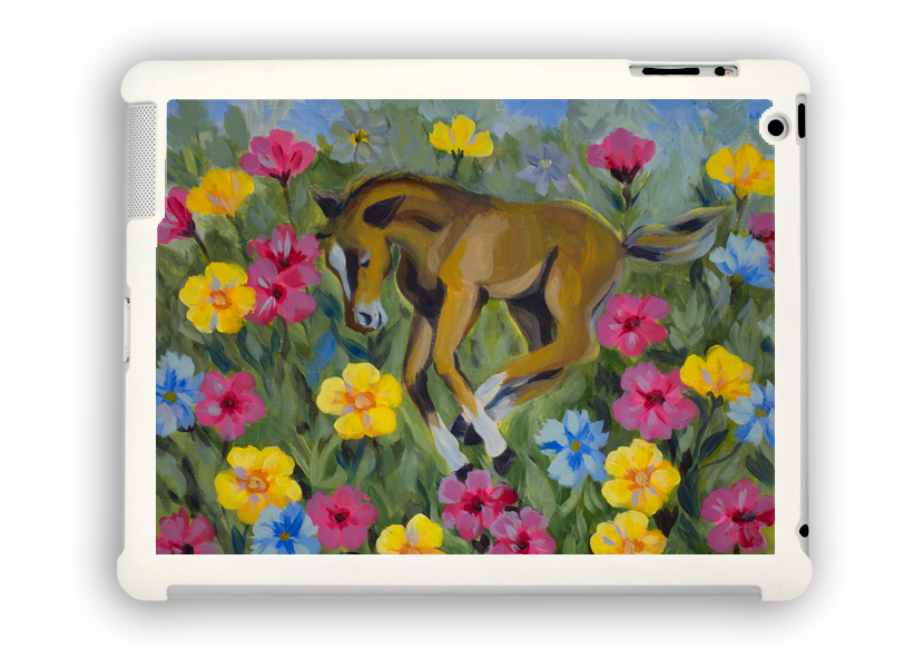 Colt Frolic iPad case