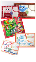 BUNDLE OF BIRTHDAY SURPRISES - Save 50% on Bundle- Digital Downloads