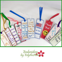 BOOKMARK SET Save 50% on Bundle- Digital Downloads