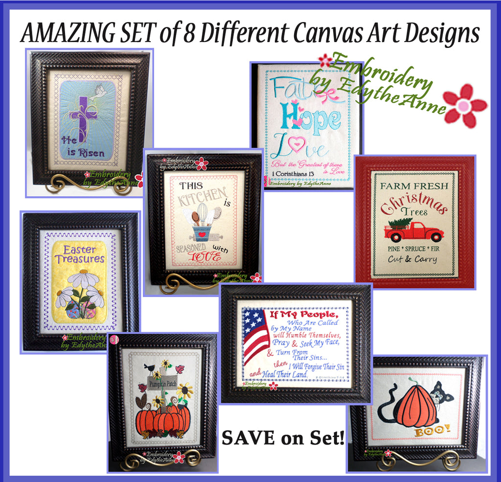 CANVAS ART WALL HANGINGS SAVE 50% DURING BFCM