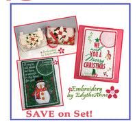 CHRISTMAS PROJECTS - Save 10% on Bundle-Digital Downloads