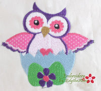 EGGIE OWL....Digital Download