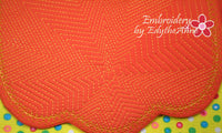 STARBURST QUILTED BAG  In The Hoop Embroidery No Manual Sewing!  -INSTANT DOWNLOAD - Embroidery by EdytheAnne - 5